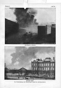 1915 Sewastopol Lodz Litzmannstadt Verdun