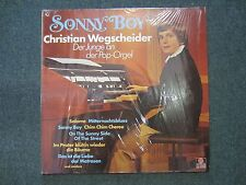 Sonny Boy Christian Wegscheider~RARE 1979 German Import Wersi Organ~FAST SHIP!!!