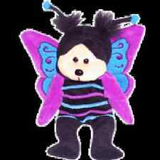 "SKANSEN  BEANIE KID ""HOVER"" THE BUTTERFLY BEAR P/E MINT WITH MINT TAG"