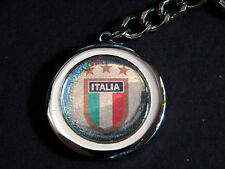 Italy World Cup 2006 FIFA Football Hologram KeyChain