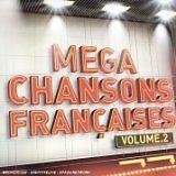 FRANCOIS Claude, BRASSENS George... - Mega chansons françaises vol 2 - CD Album