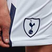 Nike Breathe Tottenham Football  Shorts. Size Medium Youth 10-12 yrs 896336-100