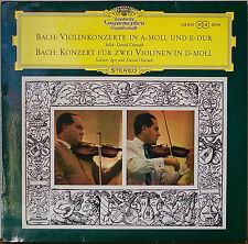 BACH: Concerto for Two Violins/Concerto for Harpsichord/Violin-NM1962LP OISTRAKH