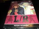"COFFRET 3 DVD NEUF ""L/R - LICENSED BY ROYALTY, L'INTEGRALE"" manga"
