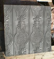 SALE! Antique Victorian Ceiling Tin Tile Pie Cupboard Cabinet Doors Cottage Chic