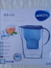 Brita Marella Cool Maxtra + plus 2.4 L carafe filtrante pour réfrigérateur + 1 c...