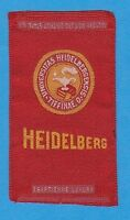 1910s S25 tobacco / cigarette / college silk HEIDELBERG UNIVERSITY - NICE!!