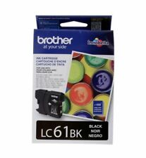 Ninjatoner Remanufactured Ink Cartridge Replacement for Brother LC61 LC-61 LC61BK LC61C LC61M LC61Y 6 Pack 3 Black, 1 Cyan, 1 Magenta, 1 Yellow
