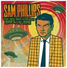 VARIOUS ARTISTS - SAM PHILLIPS: THE MAN WHO INVENTED ROCK 'N' ROLL [DIGIPAK] NEW