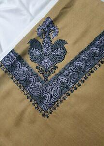 Yemeni Arab Shawl Embroidery Shemagh Headscarf Scarf Islamic men's Sufi Scarf