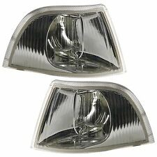 VOLVO V40 2001-2004 FRONT INDICATORS CLEAR 1 PAIR O/S & N/S