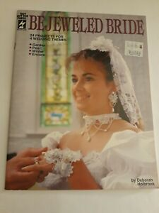 Bejeweled Bride Hot Off The Press Craft Book 24 Projects For Wedding Themes (i6)