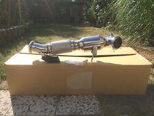 Downpipe Hosenrohr FORD Focus ST250 MK3 200 Zellen Sportkat 200 Zeller Auspuff