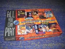 All you can play Adventure Fantasy & Sammlung PC in BIG BOX Sammler