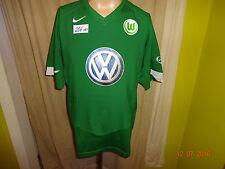 """VfL Wolfsburg Original Nike Heim Trikot 2005/06 """"VW"""" Gr.L TOP"""