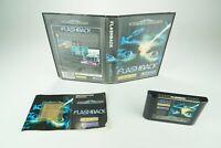 Sega Mega Drive *Flashback* OVP mit Anleitung