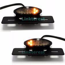 Led Turn Signals Light Indicator Running Brake Tail Light Motorcycles Dirt Bikes(Fits: Boss Hoss)