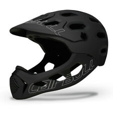 Cairbull Bicycle Full Face Helmet MTB Road Cycling Bike Extreme Sports Safety