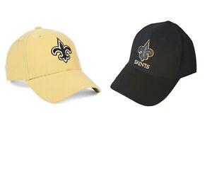 NFL by '47 New Orleans Saints Hat Adjustable Logo Cap Team Colors