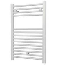 Small Towel Rail White 420w x 700h Bathroom kitchen Ladder Radiator ULTRAHEAT