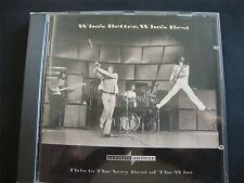 The Who - Who's Better Who's Best: Very Best of the Who (CD)