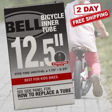 "12.5'' X 1.75-2.25"" Standard Straight Valve Inner Tire Tube For Kid Bike Bicycle"