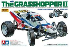 Tamiya 58643 1/10 RC 2WD Off Road Racer Buggy Kit The Grasshopper II(2017) w/ESC
