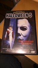 DVD HALLOWEEN 5 - Zone 2 VF