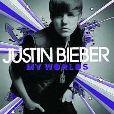 My Worlds - Justin Bieber (2010, CD NEUF)