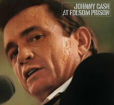 JOHNNY CASH - AT FOLSOM PRISON (LEGACY EDITION)  2 CD + DVD NEW!