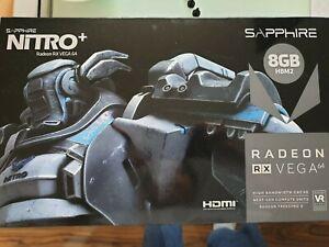 Sapphire Nitro+ Radeon Vega 64