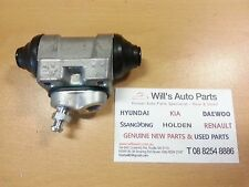 HYUNDAI GETZ 2002-2005 1.5L GENUINE BRAND NEW RH REAR BRAKE CYLINDER