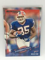 Jonathan Linton Buffalo Bills Football Card Donruss 2000 Card #17