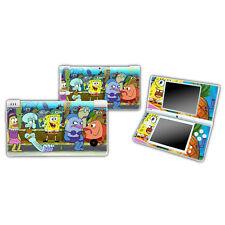 SpongeBob 51 Vinyl Decal Skin Sticker Cover Fit For Nintendo DSi NDSi