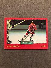 1973 - 1974 Stan Mikita 1973/74 O-PEE-CHEE OPC Chicago Black Hawks Card #6