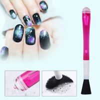 Beauty Nail Strass Stift Dual-EndedDotting Pinsel Nail Art Tool Sweeping