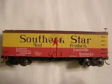 HO Scale Atlas Southern Meat Products 36' Reefer #208 (20)