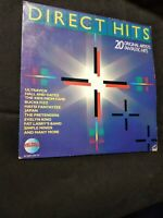 Direct Hits 20 Original Artists Fantastic Hits Star 2226 Vinyl Record Lp