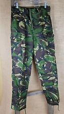 Combat trousers men's lightweight woodland DP British Army camo size 80/84/100