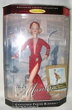Mattel Barbie as Marilyn Hollywood Legend Collect. Collector Edition 17452 Nrfb