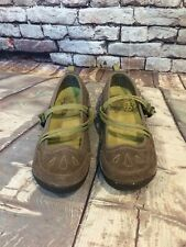 Shoes CHACO  Mary Jane Gray Leather Shoes Size 9