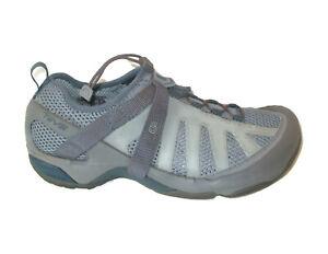 Teva Women's Shoes Sneakers Sz 10.5 EUR 41.5 w Quick Tie Laces Teal