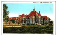 1932 State Oddfellows IOOF Home, Springfield, OH Postcard