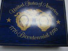 Avon 1976 Bicentennial Plate & (2) Soaps with Original Box