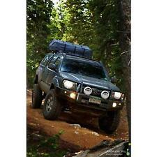 Arb 4x4 Accessories Black Toyota Tacoma Deluxe Bull Bar Winch Mount Bumper 3423 Fits Tacoma