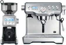 Breville BEP920BSS Coffee Machine with Smart Grinder