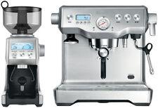 Breville BEP920BSS Espresso Coffee Machine Chrome With Smart Grinder