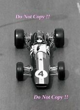Jim Clark Lotus 33 Monaco Grand Prix 1966 Photograph 3