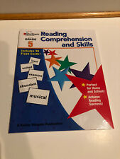 Reading Comprehension And Skills Workbook- Grade 5 ~ Kelley Wingate Publications