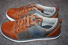 Union Bay Shoes Brown Casual Youth Boys Size 3